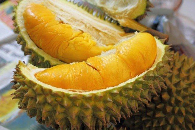 durian tadı nasıldır