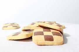 mozaik kurabiye yapımı