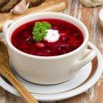 Pancar Çorbası (Şişkinlik ve Zayıflamak İçin)