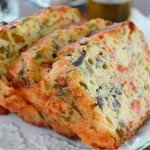 Peynirli Tuzlu Kek Tarifi