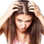 Saçlarda Kepek Sorunu