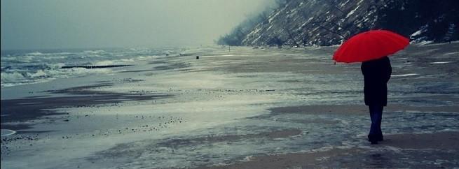 sahilde-yalnizlik