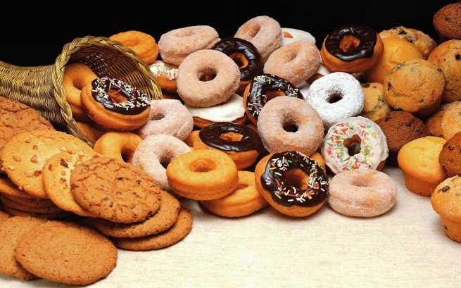 şeker hastaları için yasak yiyecekler