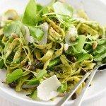 Semizotlu Makarna Salatası