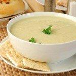Yoğurtlu Kereviz Çorbası (Diyet ve Zayıflamak İçin)