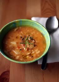 yulaflı sebze çorbası nasıl yapılır